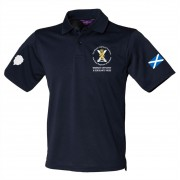 2nd Bn The Royal Regiment of Scotland - Sgts' Mess - The Royal Highland Fusiliers Performance Poloshirt