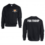 2nd Cavalry Regiment Fox Troop Sweatshirt