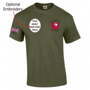 Belize Veteran Cotton Teeshirt