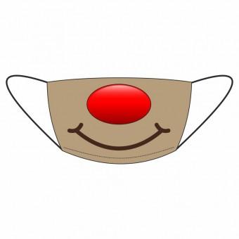 Rudolph Facemask