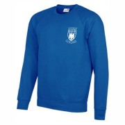 Lanchester EP School Sweatshirt - CAN BE TUMBLE DRIED